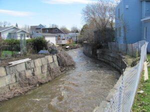 Dynamique fluviale