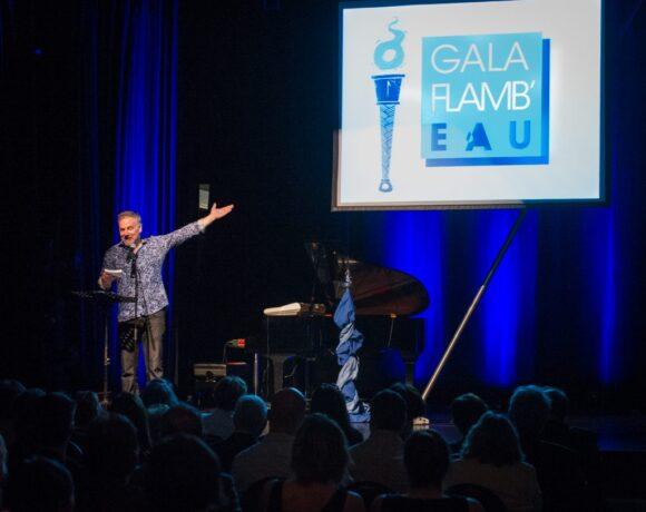 Le GALA FLAMB'EAU : Une première édition réussie