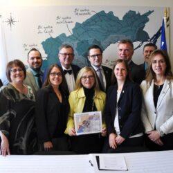 Concertation réussie pour l'eau potable : Une première au Québec dans la zone des Mille-Îles !